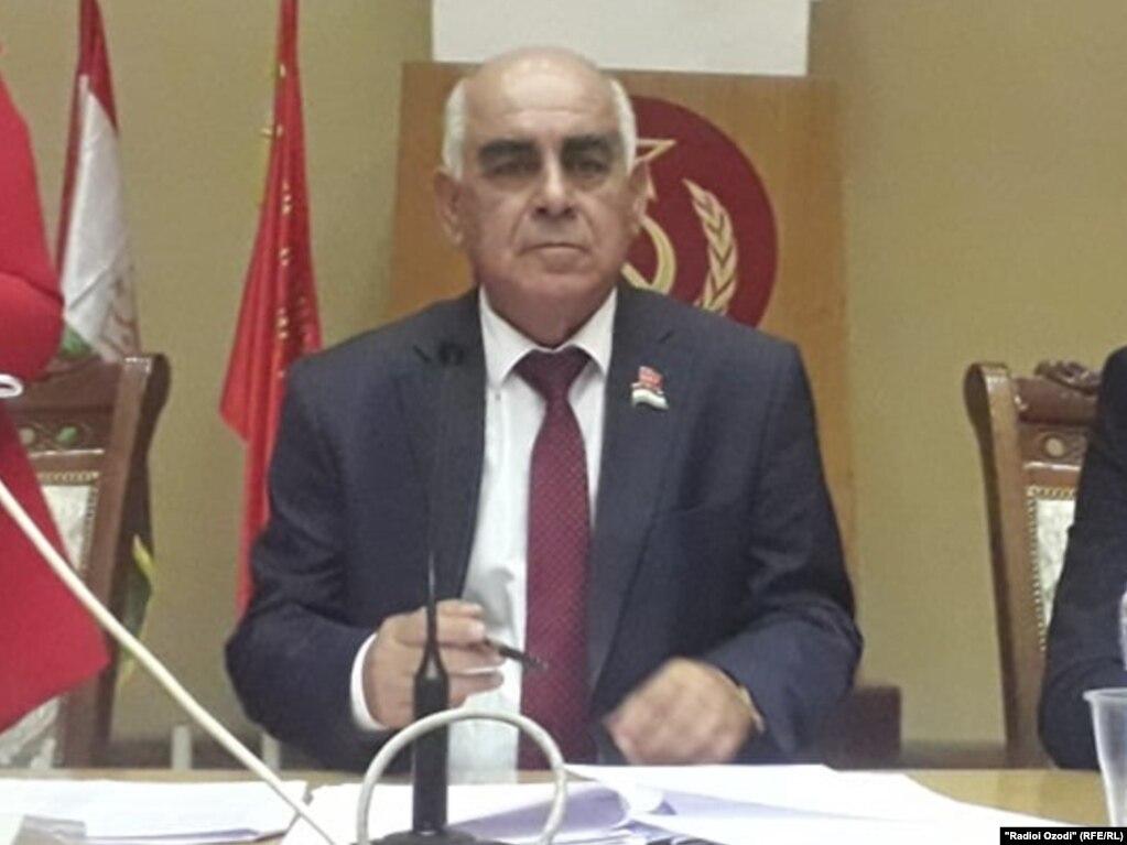 Миродж Абдуллоев