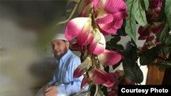 Известный узбекский имам Обид-кори Назаров, переживший в 2012 году покушение на свою жизнь.