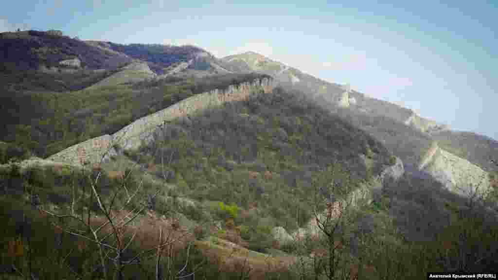 Прогулянка кримським каньйоном Кок-Асан