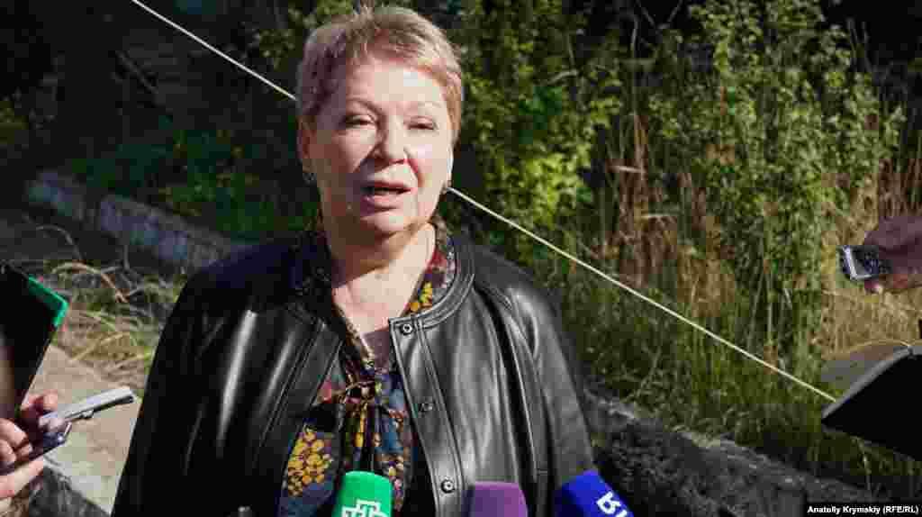 К прессе вышла министр просвещения России Ольга Васильева