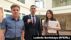 Адвокаты Прокопьевой - Виталий Черкасов, Тумас Мисакян, Татьяна Мартынова