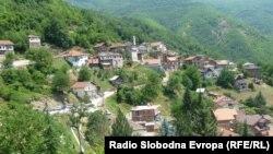 Село Јанче, општина Маврово-Ростуше.