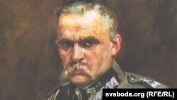 Войцех Косак, «Партрэт Пілсудзкага» (1928)