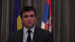 Klimkin: Rusiju ne zanima stabilnost u Donbasu