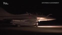 Удари союзників по Сирії. Як це робила Франція (відео)