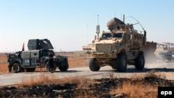 در پایان ماه دسامبر ۲۰۱۷ حدود هشت هزار و ۹۰۰ نظامی آمریکایی در عراق مستقر بودند.