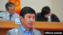 Премьер-министр Кыргызстана Темир Сариев.