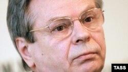 Член Российской академии наук Валерий Тишков.