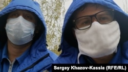 Кадр из фильма Сергея Хазова-Кассиа