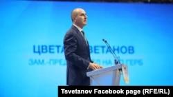 Цветан Цветанов няма повече да говори на форуми на ГЕРБ.