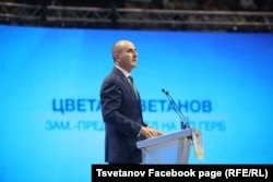 """Заради """"Апартаментгейт"""" Цветанов напусна м.г. парламента и ГЕРБ и през това лято обяви, че създава своя партия - """"Републиканци за България"""""""