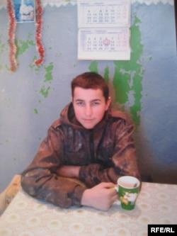 Виталий Поп, погибший от избиения в Белореченской воспитательной колонии