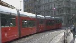 Qırmızı, yaşıl, sarı - Praqanın tramvaylari