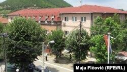 Zgrada opštine Zvečan