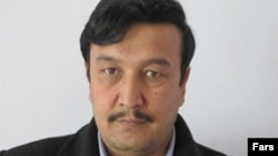 Abdolvahed Hakimi, Kabul bureau chief for the Iranian Fars news agency