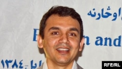 Afghan Independent Human Rights Commissioner Nader Naderi