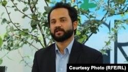 د افغانستان روڼتیا څار سازمان څېړونکی ناصر تیموري