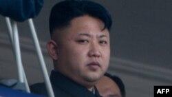 Ким Чен Ын, лидер Северной Кореи.