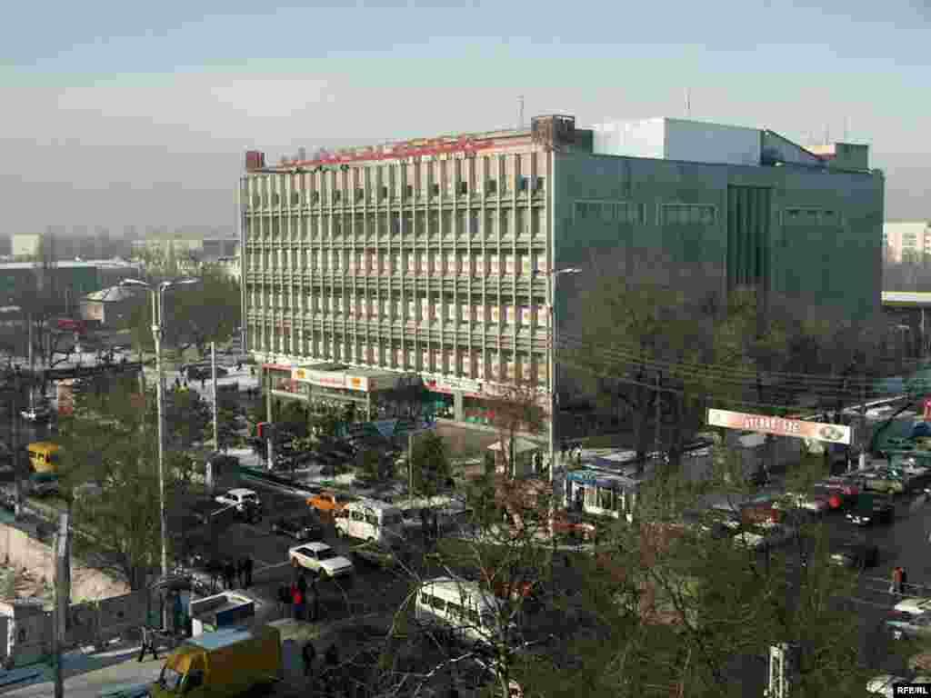 Бишкек. 2009-жыл.