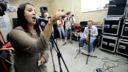 Татарские народные песни перевели на язык Future Folk