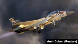 جنگنده اف-۱۵ ارتش اسرائیل