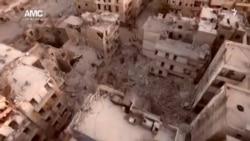 تازه ترین تصاویر از شهر حلب در سوریه