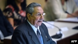 President Raul Castro did not say whether Cuba would offer asylum to Edward Snowden.