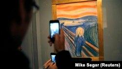 """Edvard Munch. """"Haray"""""""