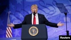 افزایش بودجه ۱۰ درصدی وزارت دفاع آمریکا از جمله تعهدات دونالد ترامپ در زمان مبارزات انتخاباتیاش برای تقویت ارتش آمریکا است.