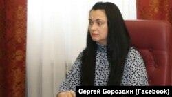 Катерина Федоренко була заступником голови Керчі