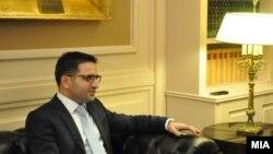 Вицепремиерот задолжен за европски прашања Фатмир Бесими