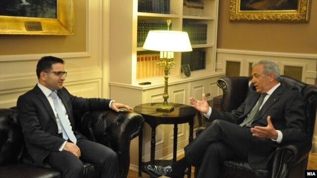 Greqia kërkon ndërrimin e emrit të Maqedonisë