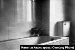 Ванная комната – вилла Косиора