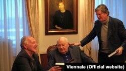 Вернер Херцог в гостях у Михаила Горбачева
