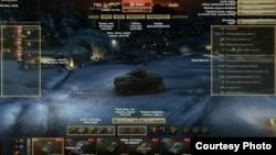 World of Tanks компьютердик оюну
