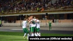«Ворскла» продовжує участь у Кубку України
