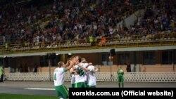 Полтавська «Ворскла» не змогла перемогти «Карабах» удруге