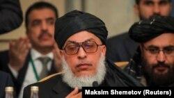 د طالبانو د قطر دفتر مرستیال شېر محمد عباس ستانکزی