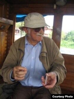 Пятигорский в Индии. 4 января 2007 г.