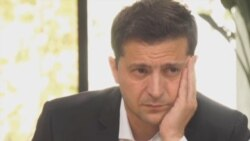 Presidential Press-athon: Zelenskiy Answers Questions For 14 Hours Straight