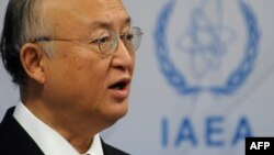 Шефот на Меѓународната агенција за атомска енергија Јукиа Амано.