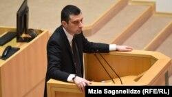 Новий прем'єр-міністр Грузії Ґіорґі Ґахарія