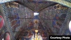 Роспись храма Рождества Иоанна Предтечи на Пресне