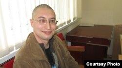 Юрист Евгений Танков. Караганда, 7 апреля 2014 года.