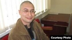 Қарағандылық заңгер Евгений Танков.