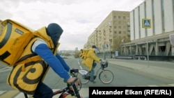 Курьеры в Москве