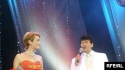 Ләйлә Дәүләтова һәм Фидан Гаффаров
