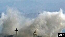 درگیری در اردوگاه فلسطینیان به سومین روز رسیده است.