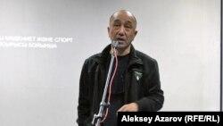 Режиссер Дәрежан Өмірбаев. Алматы, 16 наурыз 2017 жыл.