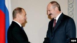 Тень в отношениях глав Союзного государства особенно заметна в послании Лукашенко